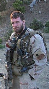 Michael P. Murphy. Awarded the US Congressional Medal of Honor. Posthumously