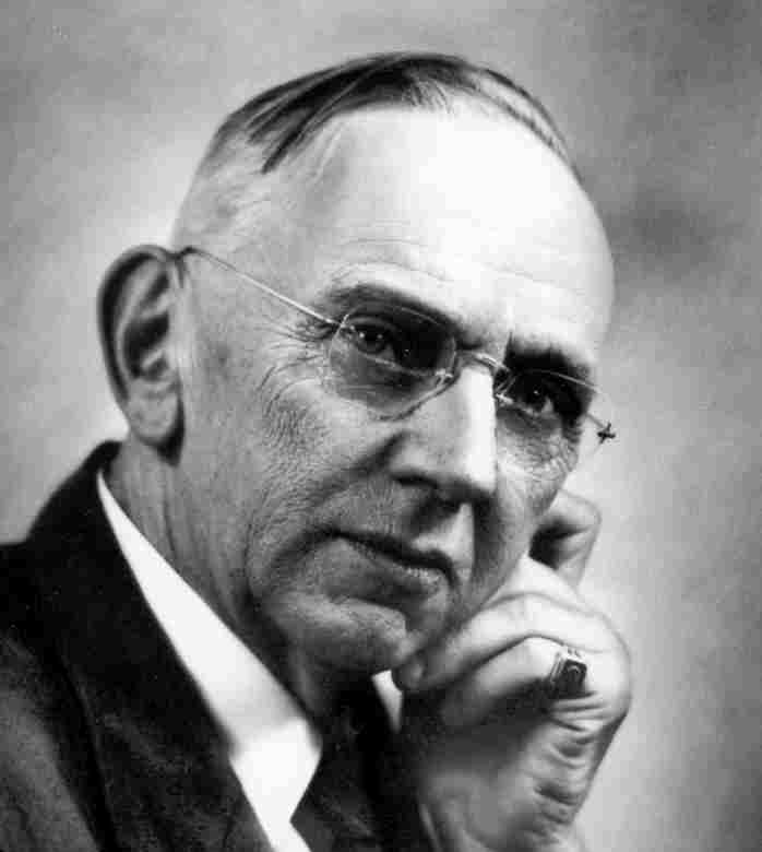 Edgar Cayce... The Sleeping Prophet