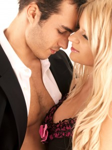 Sexy Young Couple. Models Released