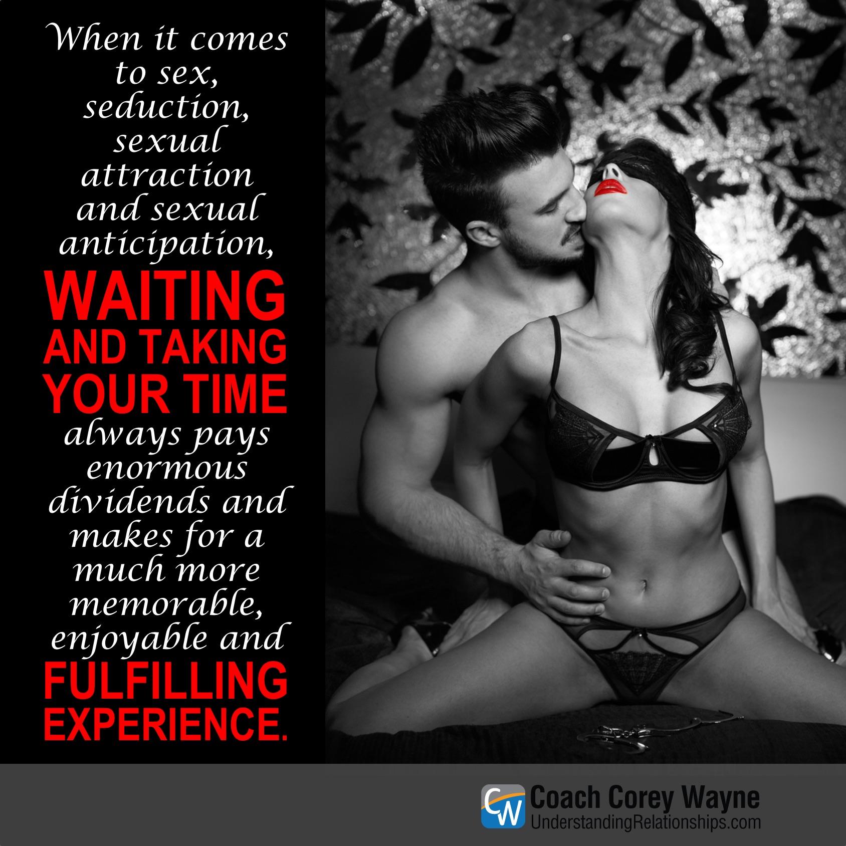 Dating and seduction