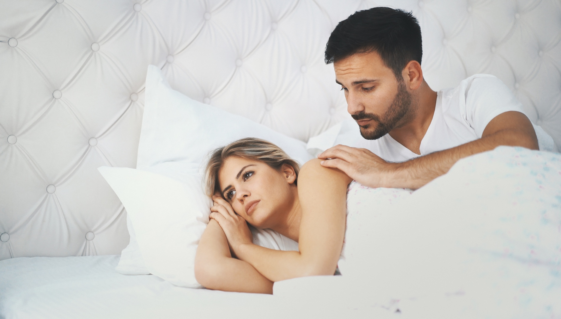 Confused hookup a man going through separation